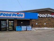 Food Pride building exterior