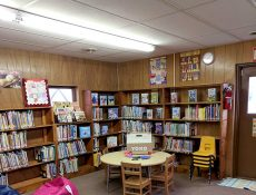 Havelock Public Library interior
