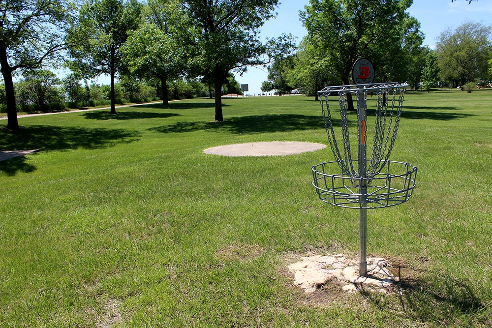 Laurens Disc Golf Course