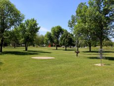 Laurens Disc Golf Course
