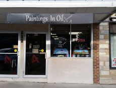 Paintings In Oil exterior