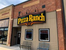 Pizza Ranch exterior
