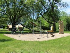 Playground at Plover City Park