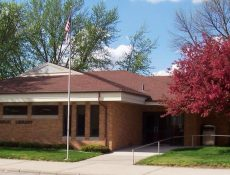 Pocahontas Public Library building exterior