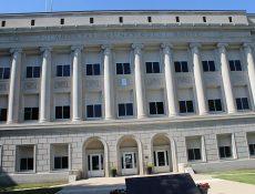 Pocahontas County Courthouse exterior