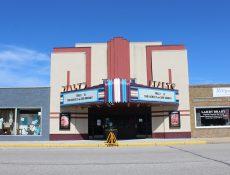 Rialto Theatre building exterior