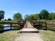Bridge at Sportsman's Park
