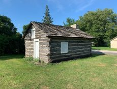 Cabin at Streit Park
