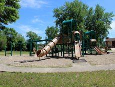 Playground at Sunset Ridge Park