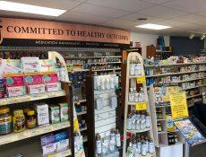 Thrifty White Pharmacy interior