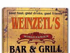 Weinzetl's Bar & Grill logo