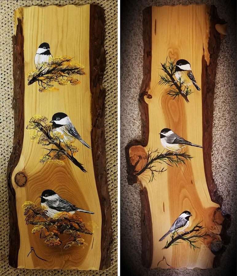 PIO Birds