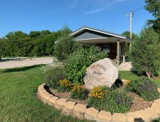 JB Wilcox Shelter rock and landscaping