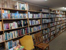 Varina library books