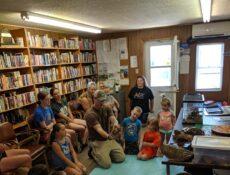 Varina library program