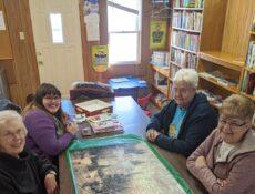 Varina library puzzle