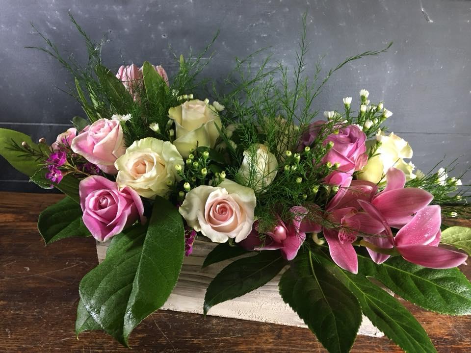 Heart n home flowers